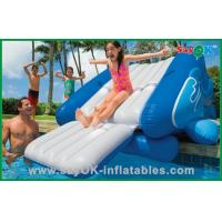 China Family Inflatable Bouncer Slide Combo Kids Swimming Pool Inflatable Water Game on sale