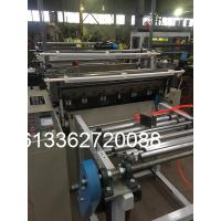 Quality HDPE / LDPE T Shirt Plastic Bag Making Machine With PLC Control wholesale