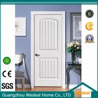 Quality Classical White Two Panel Interior Door With Door Lock And Hinge wholesale