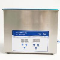 Quality 40KHz Desktop Ultrasonic Cleaner PCB Cleaning Remove Flux / Eliminate Water Damag wholesale