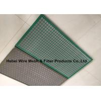 Quality Professional Steel Frame Screen For NOV Brandt LCM Series Mud Conditioner wholesale