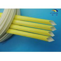 1.5KV Home Electrical Appliance Tubing Acryic Resin Coated Fiber Glass Sleeving