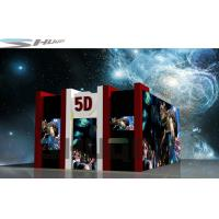 Quality Virtual Simulation Snow 5.1 Audio 5D Theater System wholesale