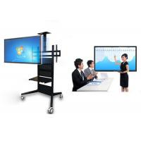 Quality Mobile Touch Screen Interactive Whiteboard In Primary Schools 400 Nits Brightness wholesale