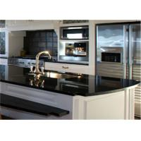 Density Prefab Quartz Bathroom Countertops / Prefabricated Kitchen ...