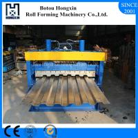 Buy cheap Galvanized Plate Cold Roll Forming Machine For Container Panel ISO Approval from wholesalers