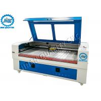 Quality No Burr / Fraying CO2 Laser Cutting Engraving Machine , Automatic Fabric Cutter wholesale