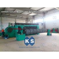 Quality HighSpeed Automated Gabion Machine Hexagonal Wire Mesh Production Line 4300mm wholesale