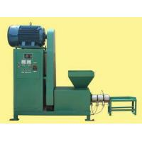 Quality Charcoal Briquette Machine / sawdust briquette making machine    (skype:zhoufeng1113) wholesale