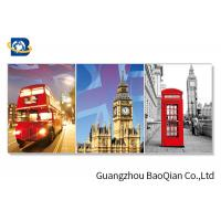 China Framed wall art Favorites , 3d Lenticular Flipped Animal Picture For Indoor Decor on sale