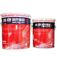 China 1.50±0.10g/Cm3 Density Carbon Fiber Adhesive 3:1 Mixing Ration Long Shelf Life on sale