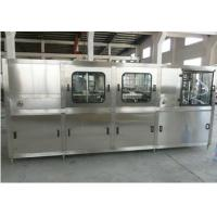 Quality 3 Gallon Bottling System / 5 Gallon Water Bottle Filling Machine Full Automatic wholesale