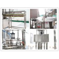 Quality High Speed Auto Spout Pouch Filling Machine For Semi Liquid / Chemical wholesale