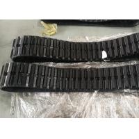 Quality 80kg Excavator Rubber Tracks 280 X 72 X 56 Size Continuous With Joint Free wholesale
