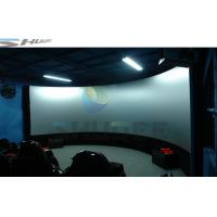 Quality Hydraulic Air 4D Cinema System Dynamic Effects With Electric Chair wholesale