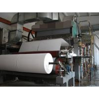 Quality 787mm Toilet Paper Roll Making Machine Equipments Tissue Paper wholesale