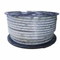 China High Quality Cheap Price 100m/roll Flexible SMD 5050 LED Strip Light on sale