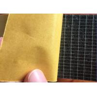 China ECO - Friendly Adhesive Backed Heat Insulation Tape With Gridding SGS Approval on sale