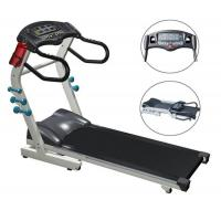Buy cheap commercial motorised treadmill with adjustable monitor arm from wholesalers