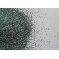 China FEPA F8-F220 Green Silicon Carbide for Abrasive Tools , Silicon Carbide Rod , Electric Tools on sale