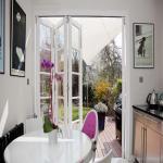 Quality Thermal Break Commercial Aluminum Frame Glass Doors Folding / Bifolding Customized wholesale
