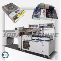 China Semi-Automatic Heat Seal Shrink Wrap Tunnel Packaging Shrink Wrapping Machine on sale