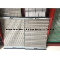Quality Pneumatic Tension Solid Control Shaker Screen For Model 500 Shale Shaker wholesale
