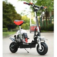 Quality 49cc 4 Stroke Mini Motor Scooter High Tensile Steel With 10 Inch Pneumatic Tyre wholesale
