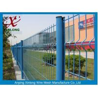 China High Anti Corrosion Wire Mesh Horse Fencing , Garden Wire Fencing Green Color on sale