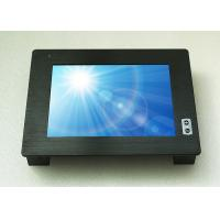 Quality Rugged Resistive Touch Monitor 8 LCD 1000 Nits Sunlight Readable HDMI Input wholesale