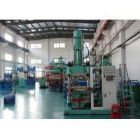 Quality 4 Column Silicone Rubber Injection Molding Machine 200 Ton All - In - Out Structure wholesale