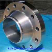 Quality ASME B16.5 Alloy 32760 ASME SB407 NO8800 Weld Neck Flange Forged 1/2'' - 60'' 150lb wholesale
