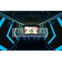 Quality Thrilling Mobile Extreme Digital Movie Theater 7D Motion Simulators Experience wholesale