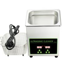 Quality Sonic Wave Ultrasonic Jewelry Cleaner Cleaning Machine Acid Proof For Earring wholesale