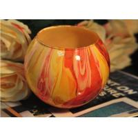 Quality Flowers Decoration Hanging Glass Candle Holders Dome Pyrex Glassware wholesale