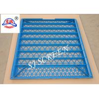 China Oil Shale Shaker Screen SS - NL Nylon Filter Mesh High - Strength Frame on sale