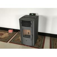 Quality Customized Small Room Pellet Stove , Pellet Boiler Stove With Cast Iron Burning Pot wholesale