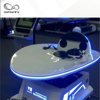 Quality 9D 360 Degree Rotation VR Slide Platform Virtual Reality Arcade Machine wholesale
