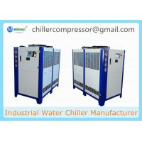 Quality 8hp Potable Air Cooled Water Chiller for Plastic Injection Machine wholesale