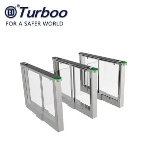 Quality Brushless Hotel Lobby Office Security Gates Access Control Turnstile wholesale