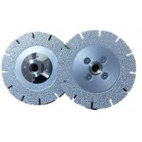 Quality 5 Inch Diamond Cutting Blade Both Side Coated Marble Granite Saw Blade 125MM  * M14 wholesale