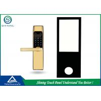 Quality ITO Glass Capacitance Touch Panel Access Door , Home Security Touch Screen wholesale