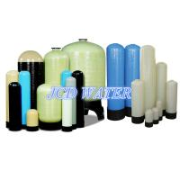 Quality Vertical Plastic FRP RO Membrane Housing For Domestic , Sea Water Treatment wholesale