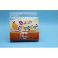 Quality Cute Personalized Shaped Birthday Candles Smoke Free 100% Paraffin wholesale