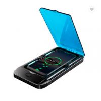 Quality UV Cell Phone Sanitizer and Dual Universal Cell Phone Charger Patented Sterilizer and Clinically UV Light Sanitizer wholesale