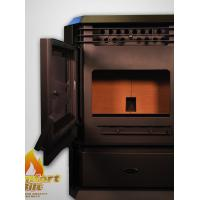 Quality wood Pellet Stove with Casting Burning Pot Smart and Remote Control wholesale