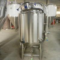 China 4bbl bright tank, made of 304 stainless steel on sale