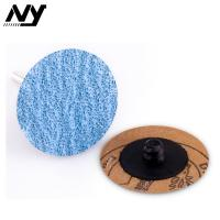 Quality Drill Floor Roloc Sanding Disc , Single Item Round Angle Die Grinder Sanding Pads wholesale