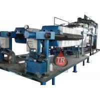 Quality Dirty Waste Motor Oil Recycling Machine / Used Lube Oil Recycling Plant wholesale