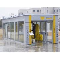 Quality High Effectively Protected Tunnel Car Wash Equipment Comfort And Stability wholesale